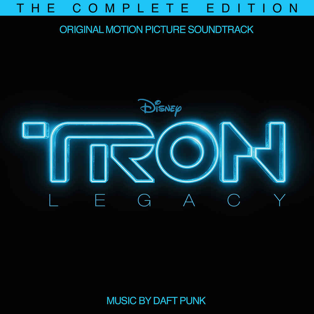 TRON: Legacy - The Complete Edition (Original Motion Picture Soundtrack) {2010 / 2020 ALBUM} (31 Tracks)